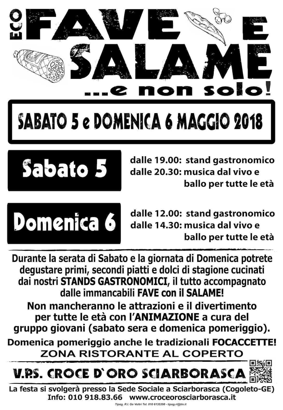 Manifesto Ecofesta Sociale 2016